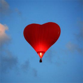 шар-сердце
