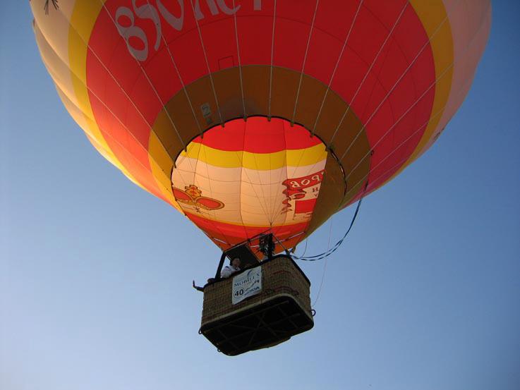 Как сделать из воздушный шар чтобы он летал 94