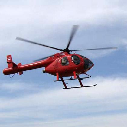 полет на вертолете в подарок на день рождения