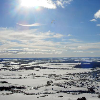 зимой по-своему красиво