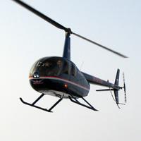 подарите полет на вертолете своему другу!