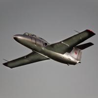 пилотаж на реактивном самолете Л-29