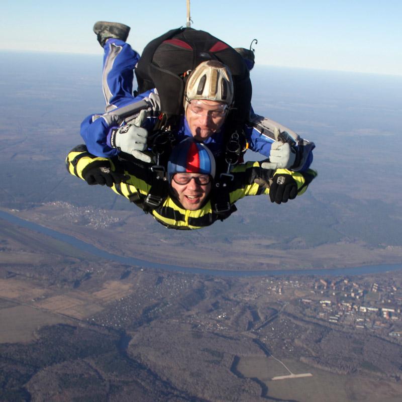 социальная прыжок в тондэме с парашютом сокол головки блока