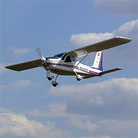 Второй пилот - полеты на двухместных самолетах
